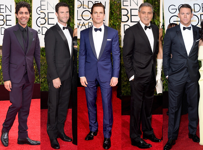 Tuxedos in Different Colors